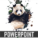 Animal Powerpoint Template - GraphicRiver Item for Sale