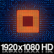 Motherboard CPU Circuits Loop - VideoHive Item for Sale