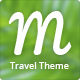 Midway - Responsive Travel WP Theme Nulled