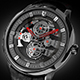 Christophe Claret Soprano Watch - 3DOcean Item for Sale