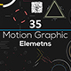 35 Motion Graphic Elements - VideoHive Item for Sale