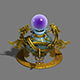 Imperial - Decoration Dragon Ball - 3DOcean Item for Sale