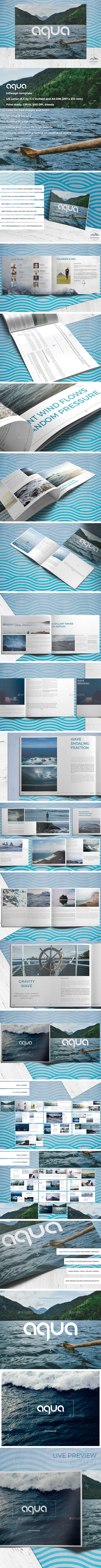 A Q U A brochure - Catalogs Brochures