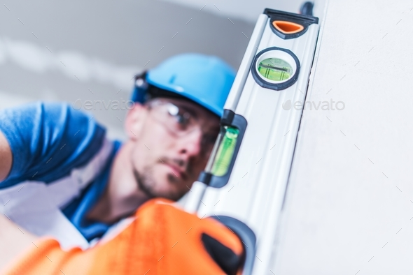 Professional Construction Worker - Stock Photo - Images