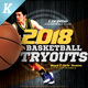 Basketball Tryouts Flyer Templates - GraphicRiver Item for Sale