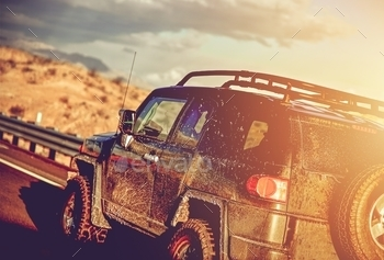Dirty Off Road Trip