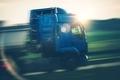 Semi Truck Transportation - PhotoDune Item for Sale