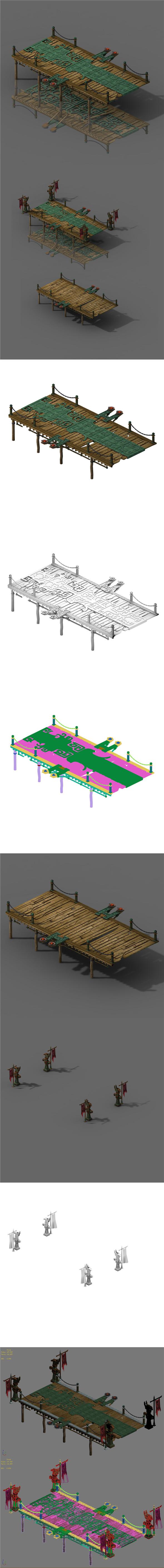 Building - Woodbridge 08 - 3DOcean Item for Sale