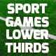 Sport Games Lower Thirds - VideoHive Item for Sale