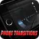 Phone Transitions on Dark Background - VideoHive Item for Sale