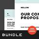 Company Brochure Bundle - GraphicRiver Item for Sale