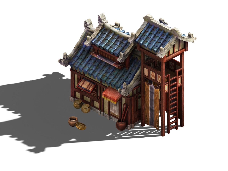 Cartoon - House 03