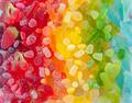 Rainbow gummy candy - PhotoDune Item for Sale