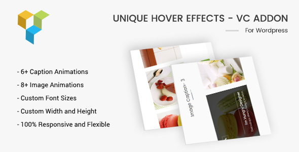 Unique Hover Effects - VC Addon - CodeCanyon Item for Sale