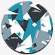 Khaki Geometric Camo - GraphicRiver Item for Sale