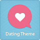 LoveStory - Dating WordPress Theme - ThemeForest Item for Sale