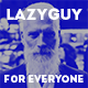 LazyGuy - Personal Landing Page Template for Everyone - ThemeForest Item for Sale