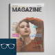 Magazine Template #6 - GraphicRiver Item for Sale