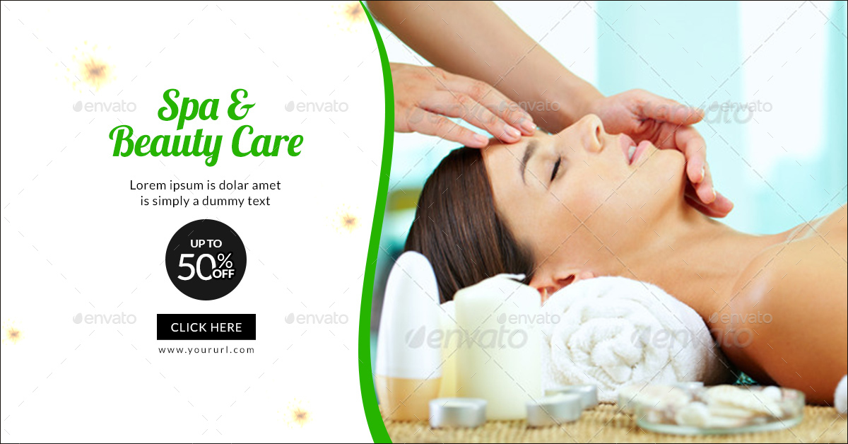 Spa Beauty Banners By Hyov Graphicriver