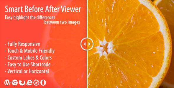 Smart Before After Viewer - Responsive Image Comparison Plugin - CodeCanyon Item for Sale