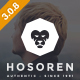 Hosoren - Responsive Shopify Theme - ThemeForest Item for Sale