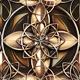 Gold Mandala Kaleido - VideoHive Item for Sale