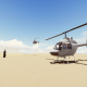 Descent helicopter - VideoHive Item for Sale