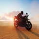 Sunset Motorcycle - VideoHive Item for Sale