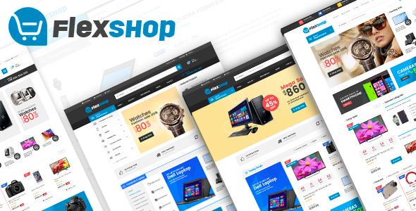 VG Flexshop - Multipurpose Responsive WooCommerce Theme - WooCommerce eCommerce