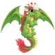 Green Dragon - GraphicRiver Item for Sale