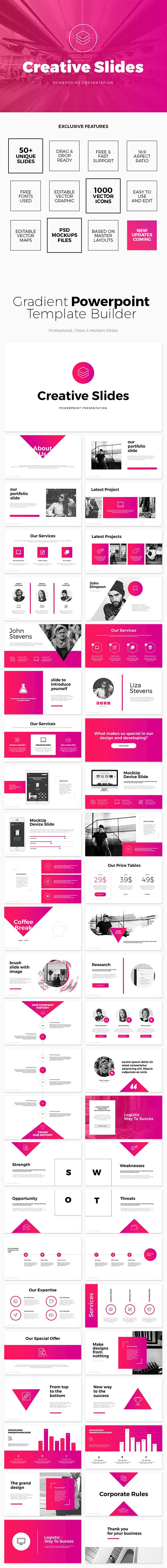 Sakura - Powerpoint Template - PowerPoint Templates Presentation Templates