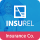 InsuRel | Insurance & Finance Theme Nulled