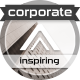 Inspiring and Upbeat Corporate
