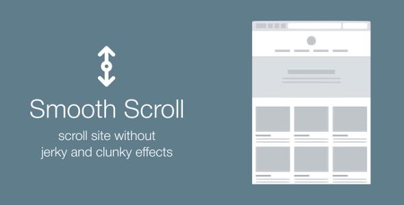 Smooth Scroll — scroll site without jerky and clunky effects, WordPress version - CodeCanyon Item for Sale