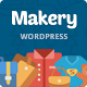 Makery - Marketplace WordPress Theme Nulled