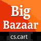 BigBazaar - Multipurpose Responsive CS-Cart Theme Nulled