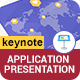 My App Presentation - Keynote - GraphicRiver Item for Sale