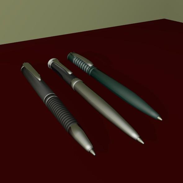 NEW (2017) model pens