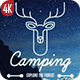Camping Light Line - VideoHive Item for Sale