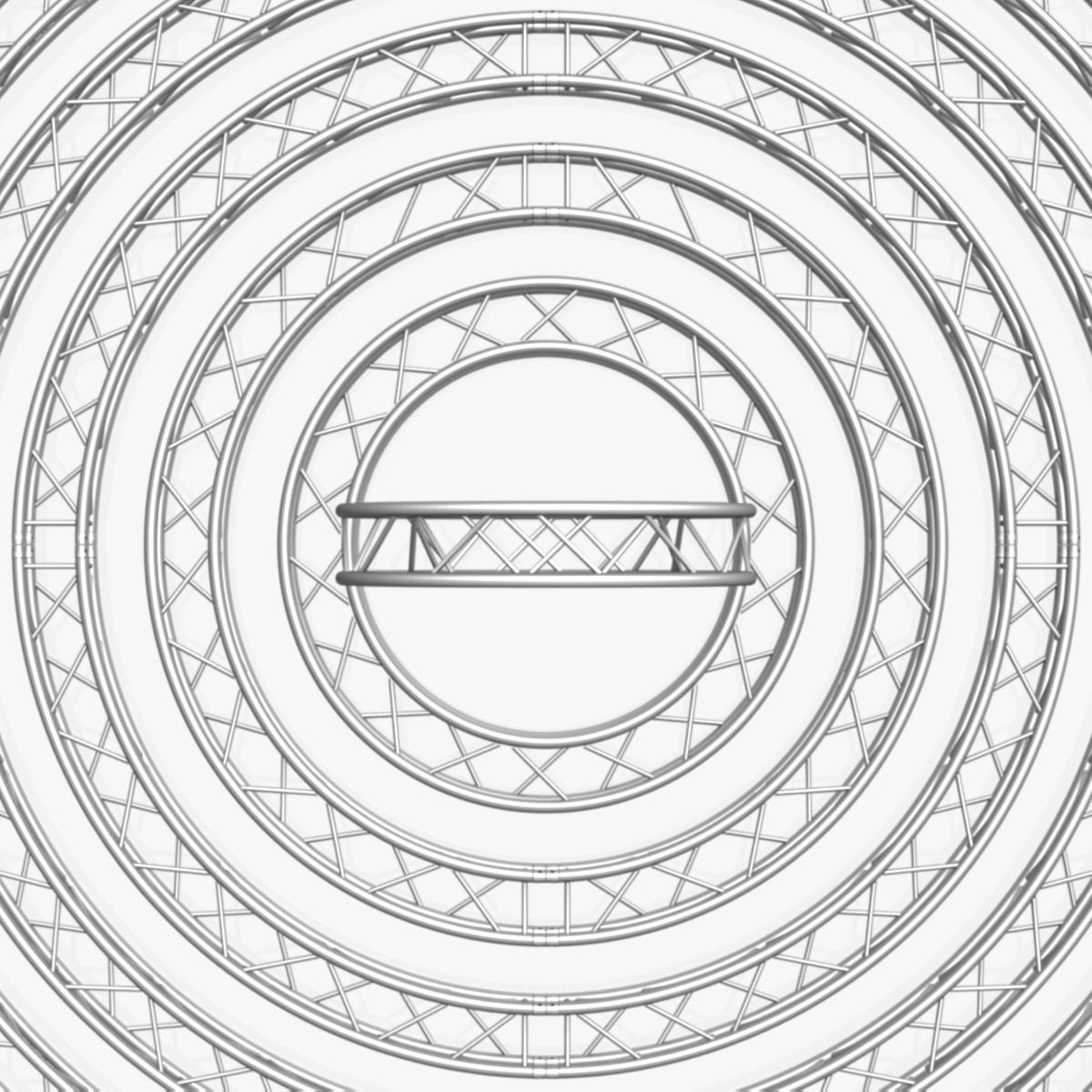 circle square truss modular collection 10 modular pieces by canan85 Mac iPhone a7