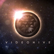 Earth Space Eclipse Logo - VideoHive Item for Sale