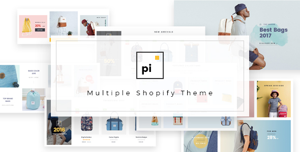 Ap Pi Bags Shopify Theme - Shopping Shopify
