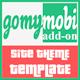 gomymobiBSB's Site Theme: My Resume