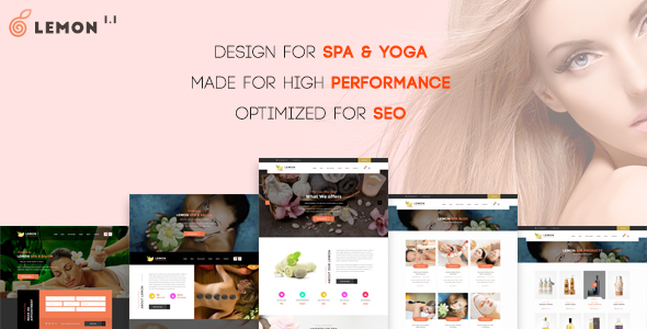 Lemon | Spa & Beauty Responsive Multi-Purpose WordPress Theme - Health & Beauty Retail