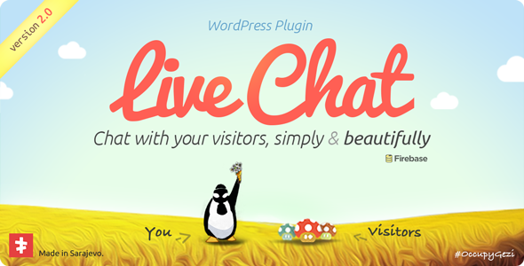 WordPress Live Chat Plugin - CodeCanyon Item for Sale