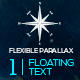 Flexible Parallax Slideshow_Floating Text - VideoHive Item for Sale