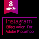 Instagram Effect Professional Action - GraphicRiver Item for Sale