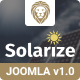 Solarize Multipurpose Small Business Joomla Theme - ThemeForest Item for Sale