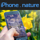 Phone in Nature - Photorealistic MockUp - GraphicRiver Item for Sale
