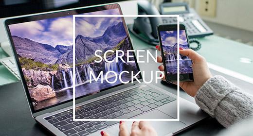 Screen MockUp